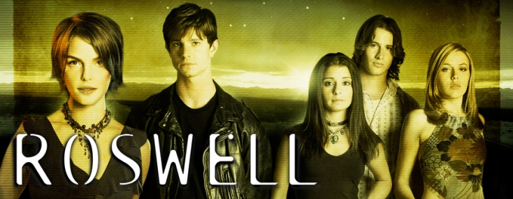 Image result for roswell  TV LOGO
